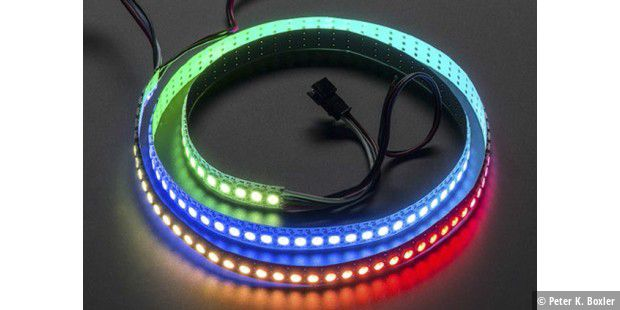LED-Strip mit 144 Pixeln - Adafruit Product 1507