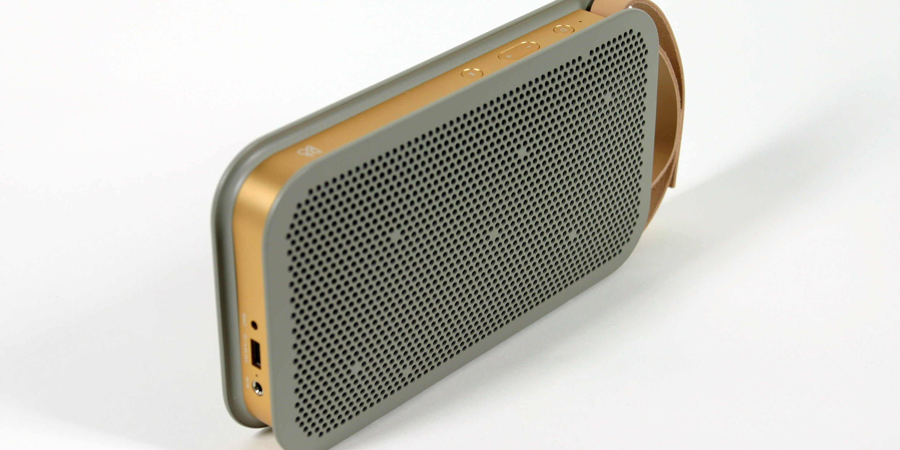 bang olufsen beoplay a2 im test pc welt. Black Bedroom Furniture Sets. Home Design Ideas