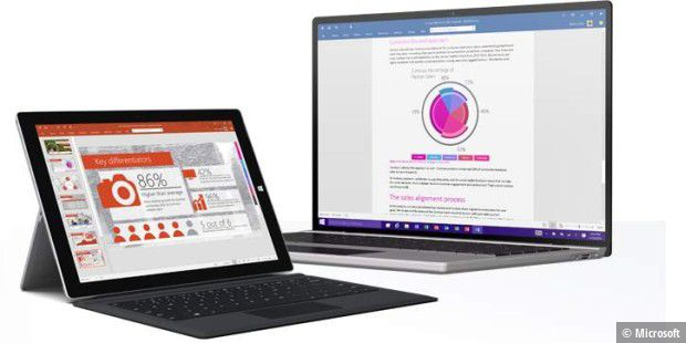 Office 2016 Preview gratis herunterladen