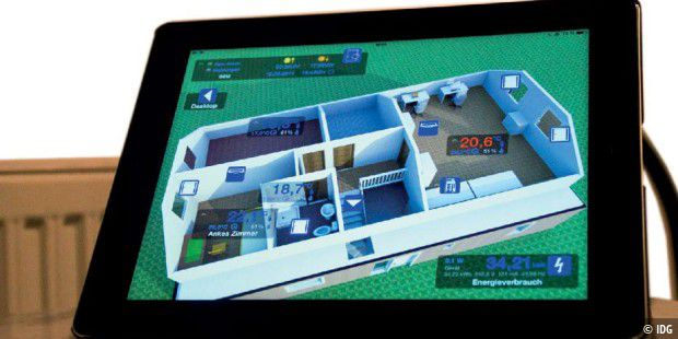 smartes heim im eigenbau nachr sten pc welt. Black Bedroom Furniture Sets. Home Design Ideas