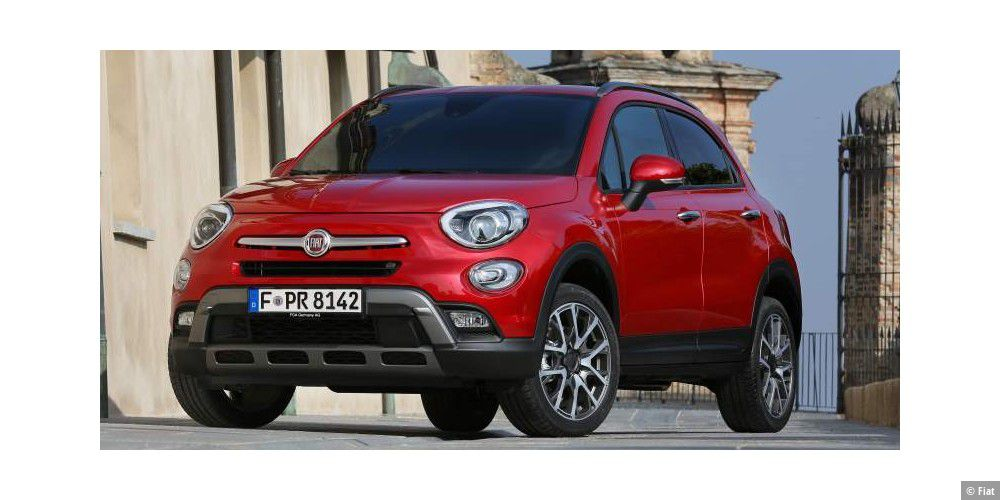 uconnect 6 5 unterhaltung und navi im fiat 500x pc welt. Black Bedroom Furniture Sets. Home Design Ideas