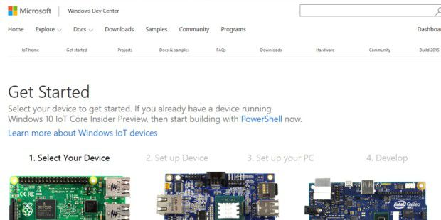 Windows 10 IoT installieren - so geht´s