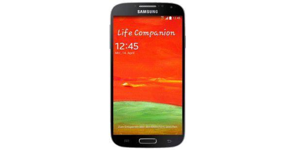 Platz 10: Samsung Galaxy S4