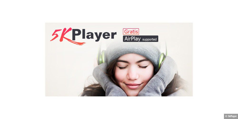 Download Free 5KPlayer - Der kostenlose All-In-One Player