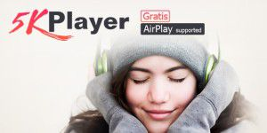 Download Free 5KPlayer - Der kostenlose All-In-One Player und AirPlay Streamer