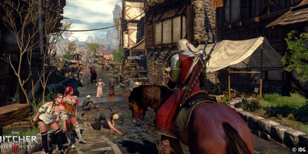 The Witcher 3 ist erschienen