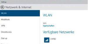 WLAN-Verbindungen in Windows 10 einrichten