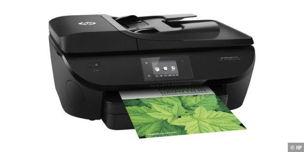 Im Test: HP Officejet 5740 mit Instant Ink