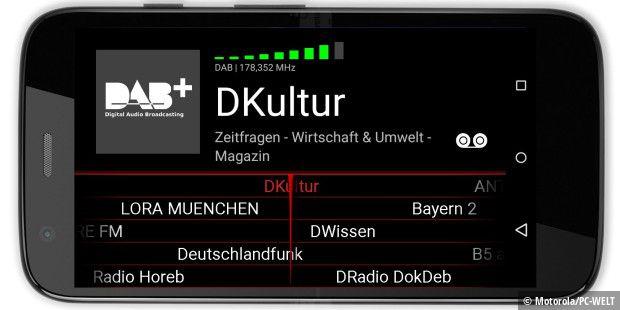 Radioempfang Verstärken
