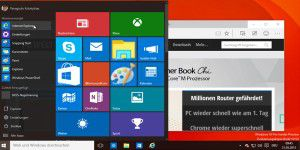 Windows 10 Build 10122: Die neue Preview im ersten Test