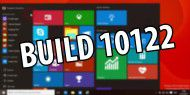 Video: Windows 10 Build 10122 - Neue Funktionen