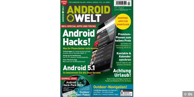 AndroidWelt 4/2015