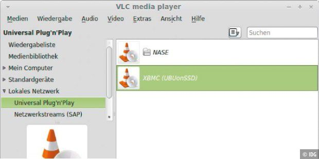 Streaming-Clients: VLC, PS4 oder doch Android - PC-WELT