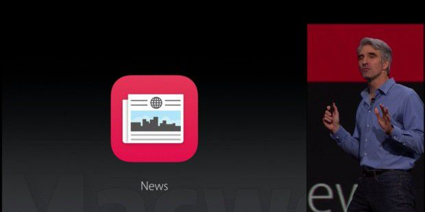 Apples neue News-App
