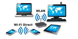 Wi-Fi Direct: WLAN ganz ohne Router