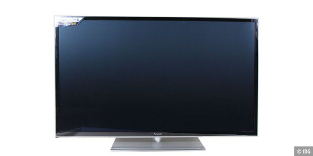 Wonderbaar Plasma-TV Panasonic TX-P55STW60 im Test - PC-WELT IJ-08