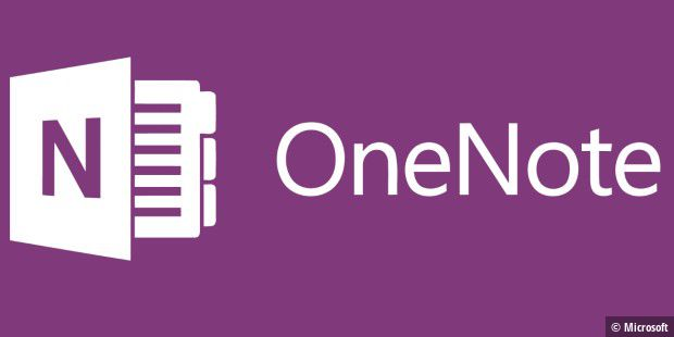 OneNote - Microrsofts Notizsoftware.