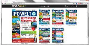 PC-WELT Plus Digital: Wissen satt für 6,99 Euro