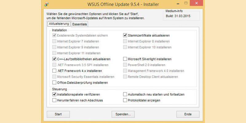 Lokalen Update-Server einrichten - PC-WELT
