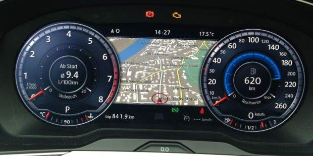 Test: Discover Pro, Active Info Display, Car-Net im VW ...
