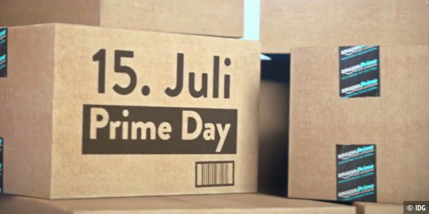 Amazon Prime Day am 15. Juli