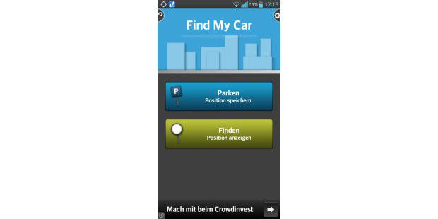 11 apps rund um das auto pc welt. Black Bedroom Furniture Sets. Home Design Ideas
