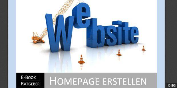 Gratis Ebook Homepage Erstellen