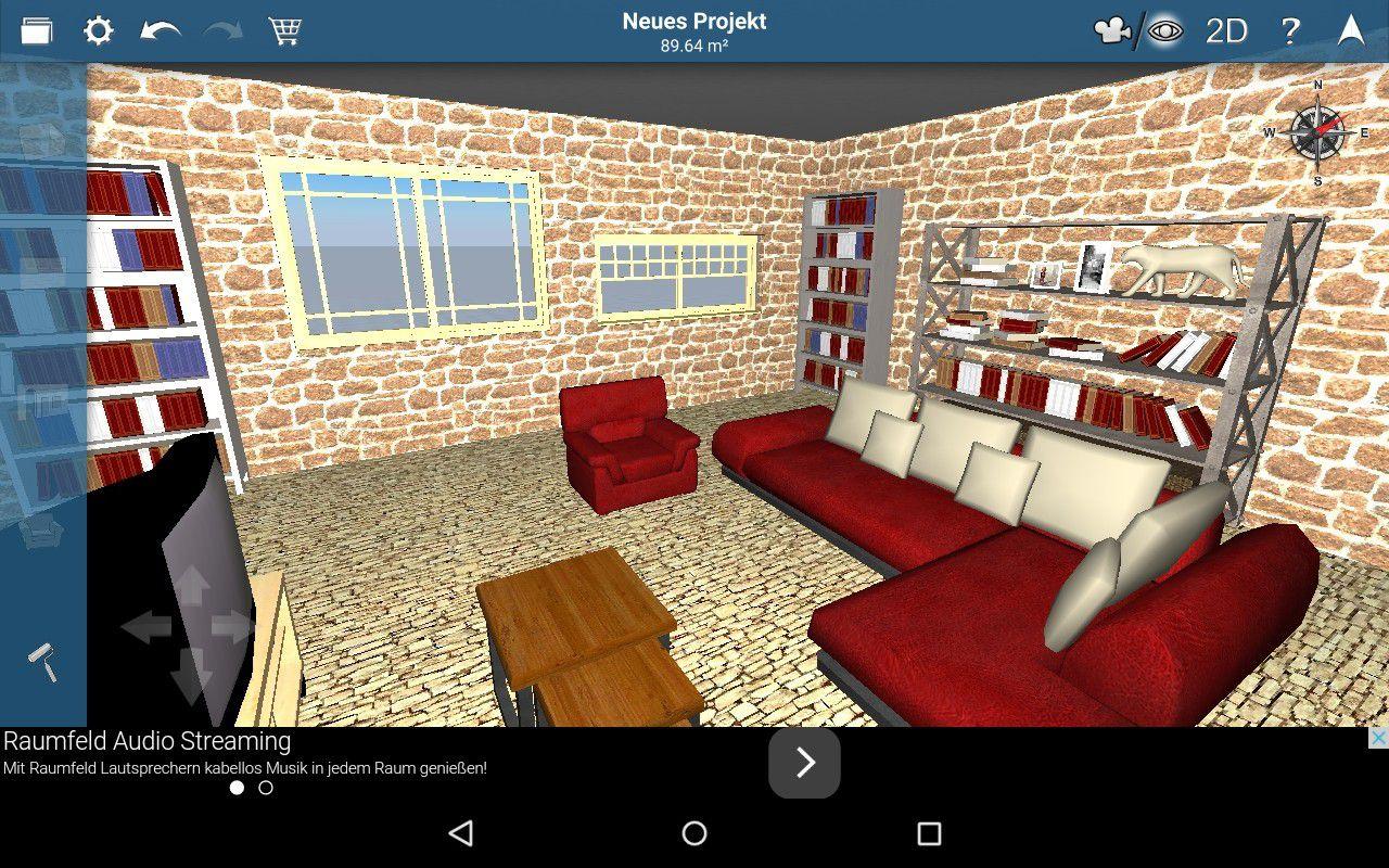 11 apps die beim einrichten helfen pc welt. Black Bedroom Furniture Sets. Home Design Ideas