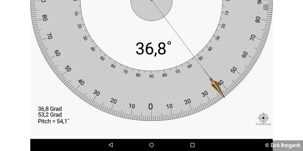 Winkelmesser: Smart Protractor