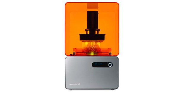 Im Test: Stereolithographie-3D-Drucker Formlabs Form 1+