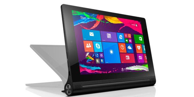 Das beste Mini-Windows-Tablet: Lenovo Yoga Tablet 2 8