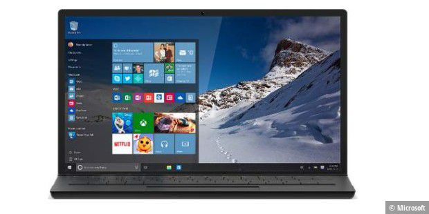 Microsoft stellt Windows-10-ISO zum Download bereit