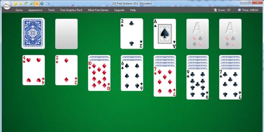 123 Free Solitaire - PC-WELT