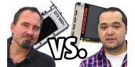 Video: Geforce GTX 980 Ti vs. AMD R9 Fury X