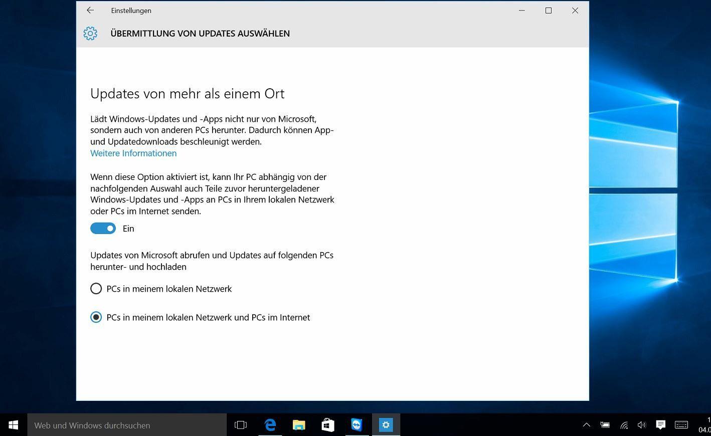 Windows 10: Neue Funktion bremst Surf-Tempo - so schalten Sie die ...
