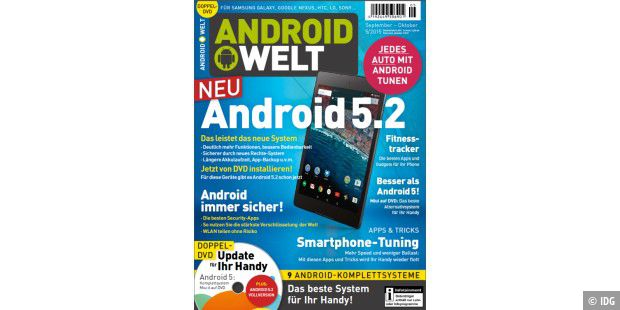 AndroidWelt 5/2015