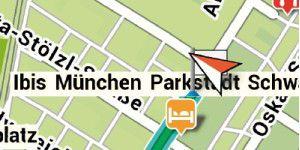 Falk Outdoor Navigator: Die GPS-App für Fußgänger