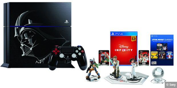 Limited Edition Disney Infinity 3.0: Star Wars PS4 Bundle