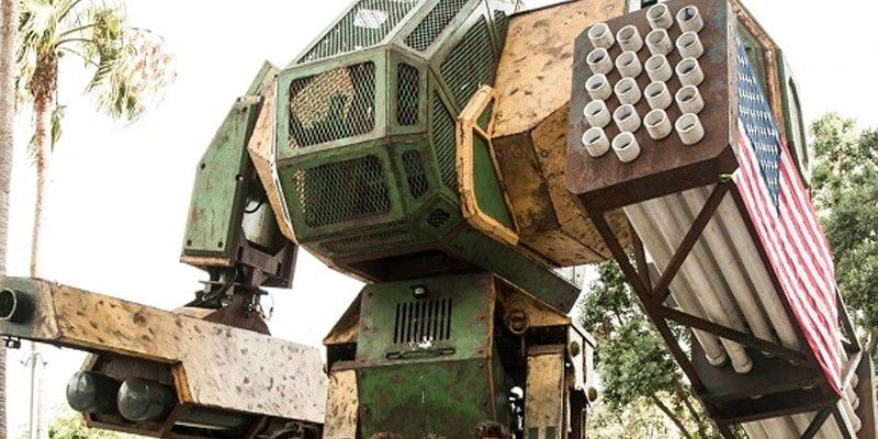 kampf der roboter