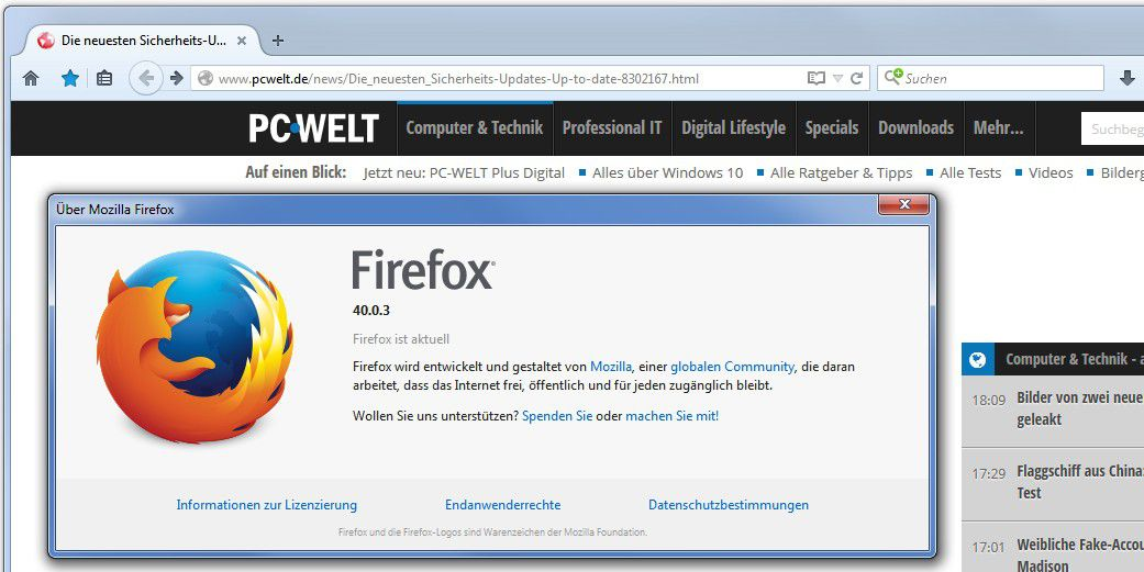 By Photo Congress || Mozilla Firefox 40 0 2 Free Download