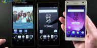 Video: Sony Xperia Z5 Compact im Hands-on