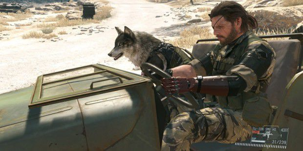 Metal Gear Solid 5 - The Phantom Pain erscheint am 1. September 2015