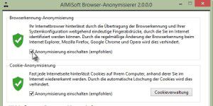 Browser-Anonymisierer
