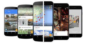 Street View als eigene App für Android und iOS