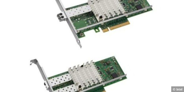 Intel Ethernet X520 DA2 10 Gbit Server Adapter
