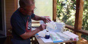 Drucker verlangt zu früh neue Tintenpatrone