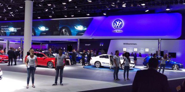 VW Stand