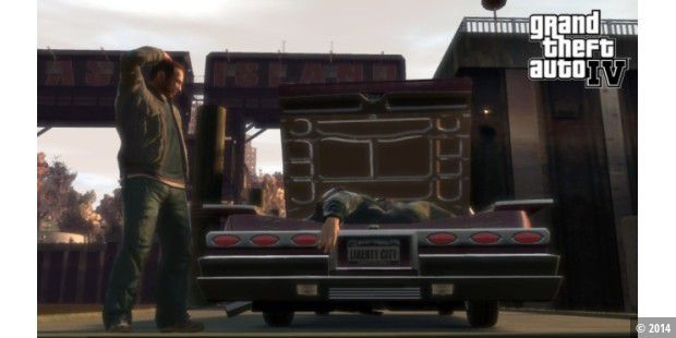 Grand Theft Auto IV (GTA) im Test