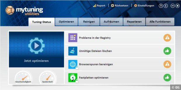 Mytuning Utilities PC-WELT-Edition