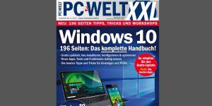 Gratis: PC-WELT-Sonderheft zu Windows 10